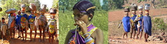 Orissa Tribal Photos